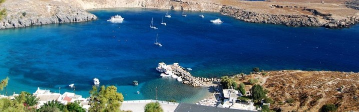 North dodecanese greek yacht cruise