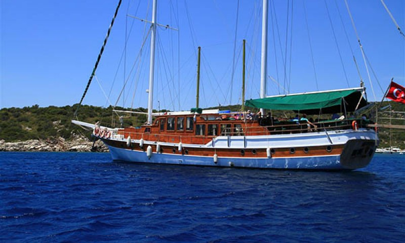 Turkey… Home of Gulet yachts