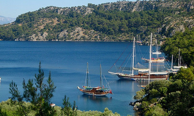 Turkey Yacht Cruise