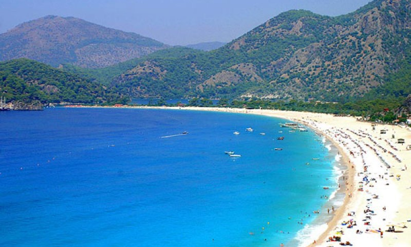 Blue Cruise around Oludeniz