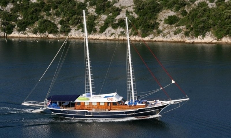 Blue Cruise thru Kalekoy, Gokkaya and Demre
