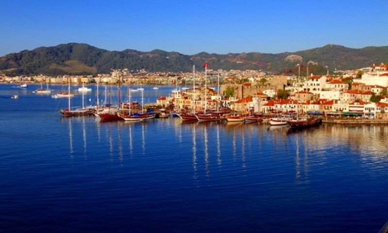 Marmaris – major port of Turkey yacht charters
