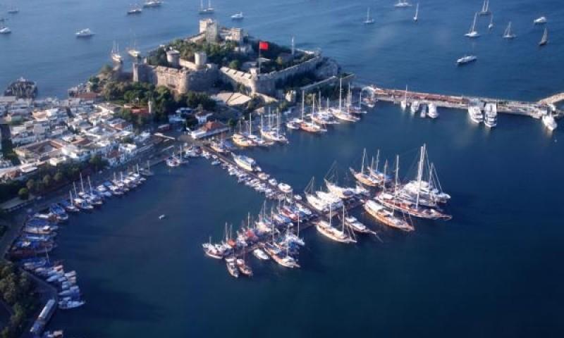 Bodrum yacht cruise