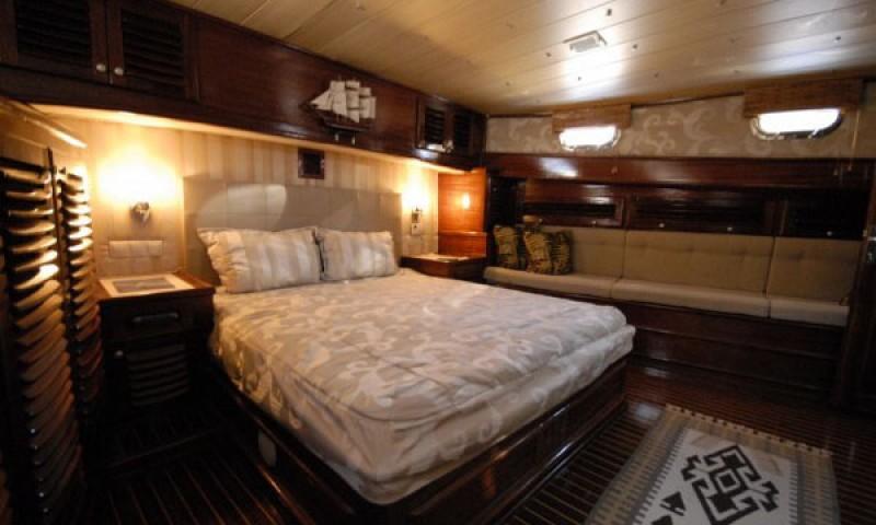 Luxury Yacht Charter in Turkey