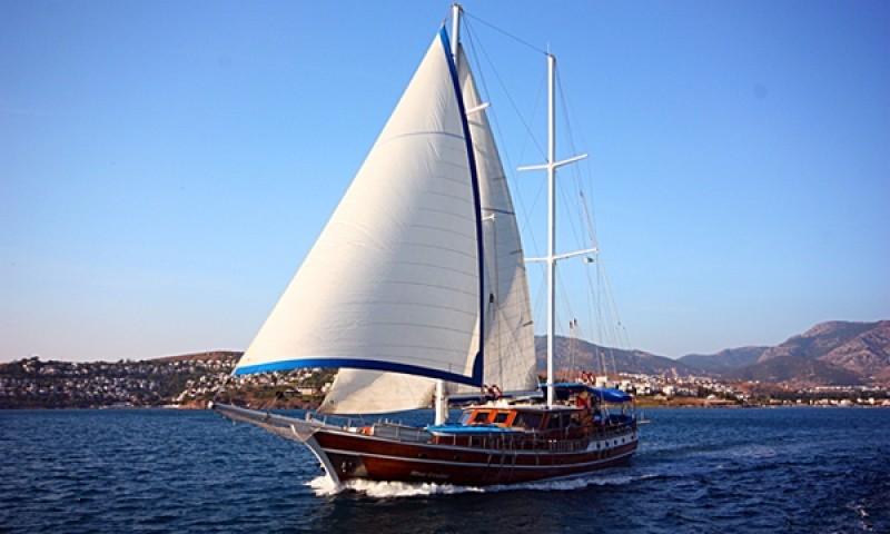 Turkey cruise to New Horizons