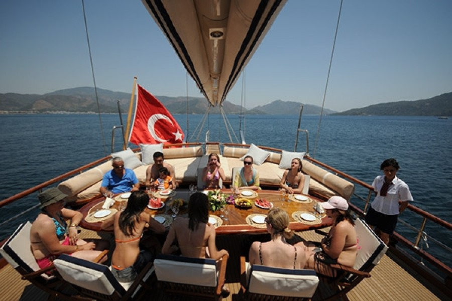Fabulous cruise holidays in Turkey
