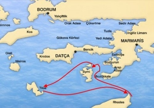 Rhodes-South Dodecanese ALL INCLUSIVE Yacht Cruise