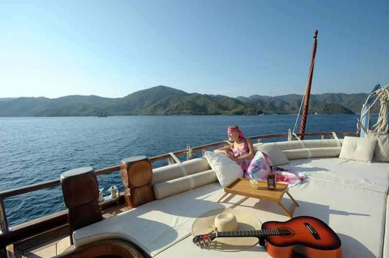 Private Yacht Charters in Turkey