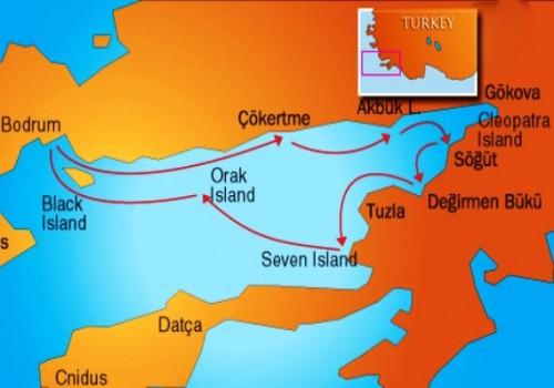 Bodrum-Gokova Yacht Cruise