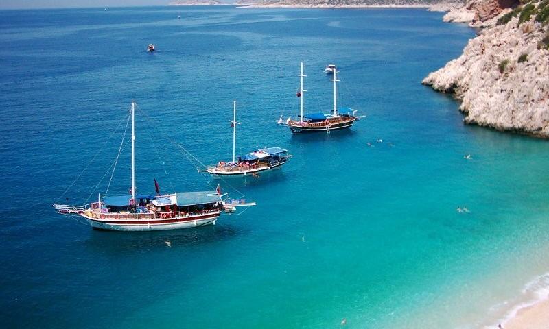 Turquía es el hogar de los barcos Goleta turca