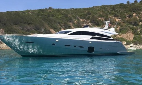 Motor Yacht Charter in Turkey