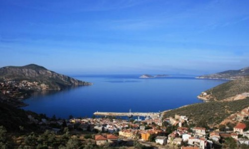 Turkey yacht charter thru Kas, Kalkan and Kekova