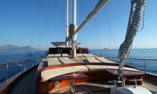 Turkey yacht cruises around Gocek
