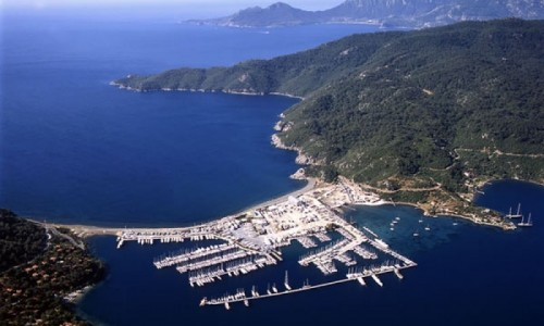 Marmaris vacations on a yacht charter in Turkey