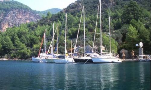 Vela e nautica da diporto in Turchia